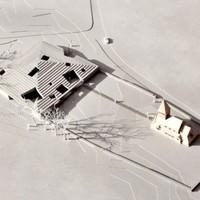 Røldal Zarándokközpont (terv)