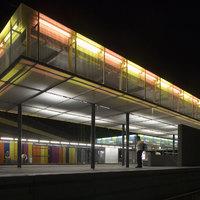 Ha villamosmegálló lehetnék - Frankfurt