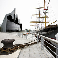 Zaha Hadid: Glasgow Riverside Museum of Transport