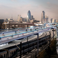 Foster: emelt bicikliutak terve Londonba!
