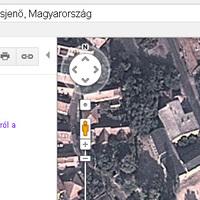 Mától: Google utcakép!