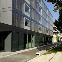 Diákszálló, Ljubljana - Bevk Perović Arhitekti