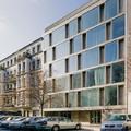 Újabb berlini lakóközösség: cb19, Zanderroth Architekten
