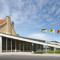 Közösségi ház Lokerben (Belgium)