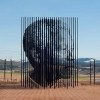 Mandela emlékmű - Marco Cianfanelli munkája