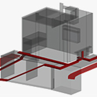 A Müller-ház térelemzése