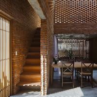 Termeszház Vietnámban