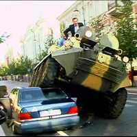 Vilniusz: támadás a tilosban parkolók ellen