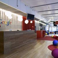 Google központ - Svájc