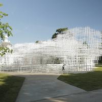 Serpentine pavilon, Fujimoto