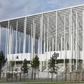 Elkészült Herzog & de Meuron stadionja Bordeaux-ban