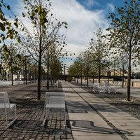 Moszkva is gyalogosít: park a négysávos út helyén