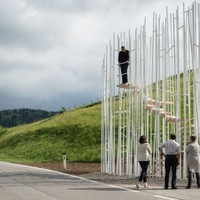 BUS:STOP - építész-buszmegállók Ausztriában