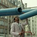 Pompidou - az építészet visszakö(z)p