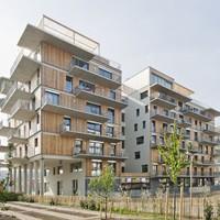 Wohnprojekt Wien - elkészült