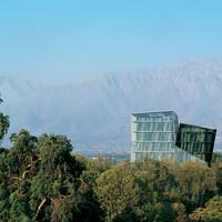 Sziámi tornyok - Aravena