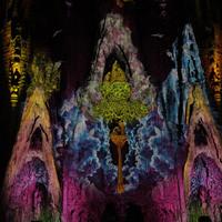 Sagrada Familia - színesben pompázva