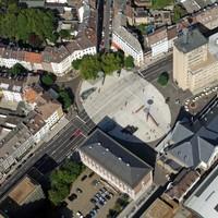 Bahnhofplatz, Aachen