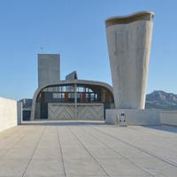 Kiállítóhely lesz az Unité d'Habitation tetőterasza