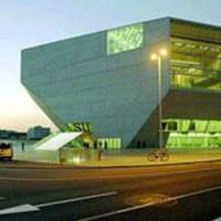 Casa da Musica (Porto, 2005)