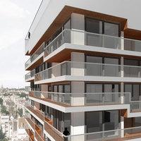 Toronyház - változó belmagasságú lakásokkal