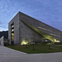 Művészeti iskola Mexikóban - Tadao Ando