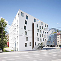 Sarokház Innsbruckban