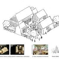 Református templom, ifjúsági központ és parókia