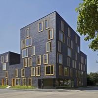 Szociális lakóház a francia Béthune-ben