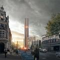 Lakóközösségi torony épül Londonban