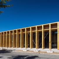 Kulturális központ - Constitución (Chile)