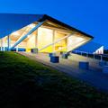 Előregyártott sportcsarnok, Løgstør - terv: CEBRA