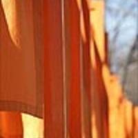 Christo: a Kapuk (New York, 2005)