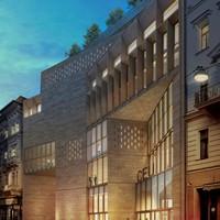 Budapest, Közép-Európai Egyetem: indul az építkezés
