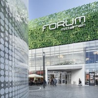 Bevásárlóközpont Koblenzben