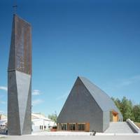 Kuokkala templom, Jyväskylä