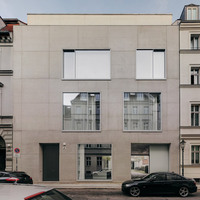 David Chipperfield irodája Berlinben