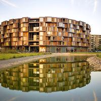 Diákszálló, Koppenhága (Lundgaard and Tranberg, 2006)