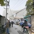 Zaha Hadid - és a kínai környezet