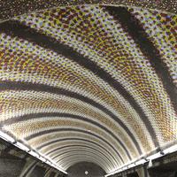 4-es metró a Gellért téren