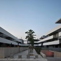 70 lakásos társasház, Athén