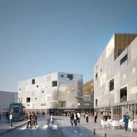 Bordeaux, 72-lakásos társasház - LAN Arcitecture