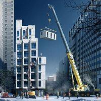 New York, mikro-lakóegységek
