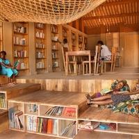 Könyvtár Burundiban – egy pilot projekt (Hüttl Saci Ltd.)