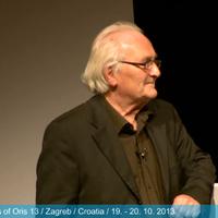 Herman Hertzberger előadása: A jövő építészete (2013)