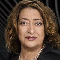 Elhunyt Zaha Hadid