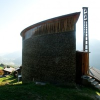 Zumthor épületei - mai fotókon