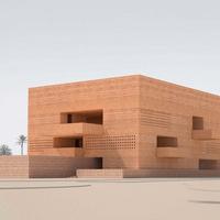 David Chipperfield Fotográfiai Múzeumot tervez Marrakeshbe