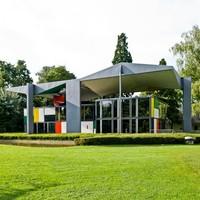 Centre Le Corbusier (Heidi Weber Museum), Zürich