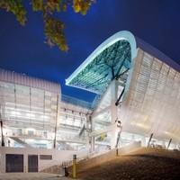 Cluj Arena - stadion Kolozsváron